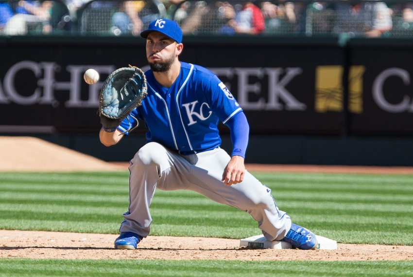 Image result for eric hosmer fielding